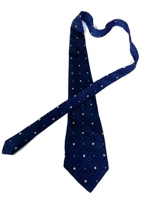 Balmain Luxury Balmain Paris Tie Men Necktie Silk Nice Design France Made Size ONE SIZE - 1