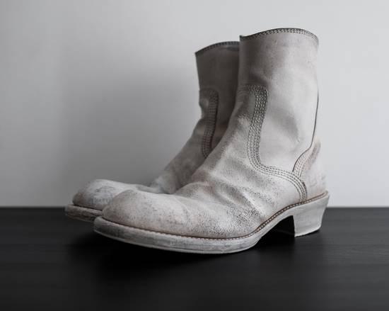 Julius 2011 engineer white boots Size US 9 / EU 42