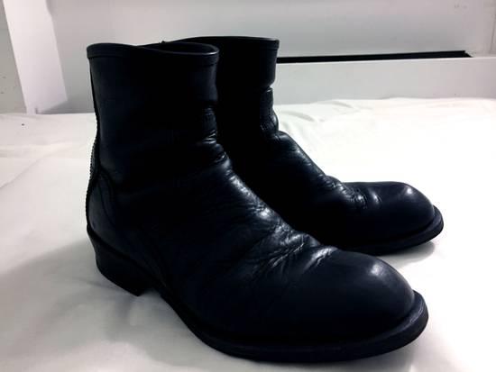 Julius JULIUS 12-13F/W [Resonance;] Engineered Backzip Boots Size US 8.5 / EU 41-42 - 4