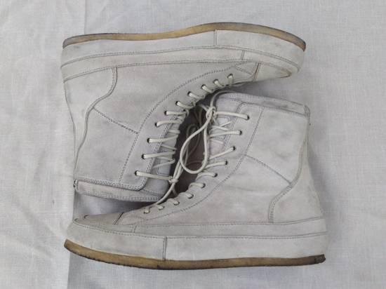 Julius Reversed Leather Backzip Sneaker Boots Size US 10 / EU 43 - 5
