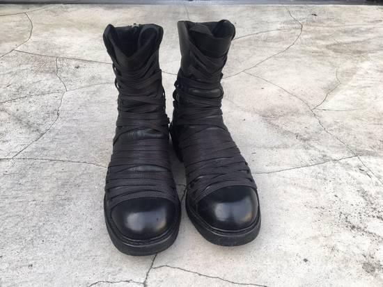 Julius Overlaced Boots Size US 7.5 / EU 40-41 - 4