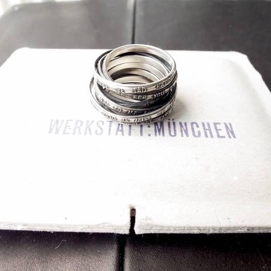 Werkstatt Munchen Werkstatt München Ring Size ONE SIZE
