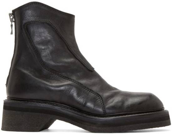 Julius BNWT Artisanal Leather Boots Size US 11 / EU 44 - 7