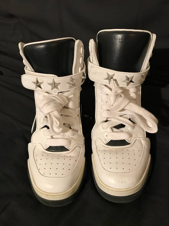 Givenchy GIVENCHY Tyson Star Hi Top Sneakers Size US 9 / EU 42 - 1