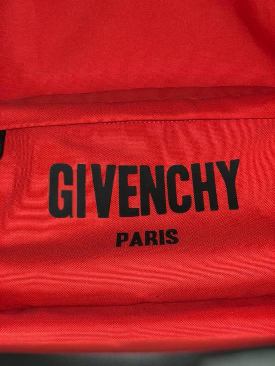 Givenchy Red Givenchy Backpack LIMITED EDITION Size ONE SIZE - 7