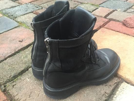 Julius SS17 Backzip Combat Boots Size US 9 / EU 42 - 8