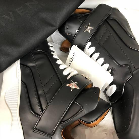 Givenchy Tyson Hi Top Sneakers Black NIB Size US 8 / EU 41 - 5