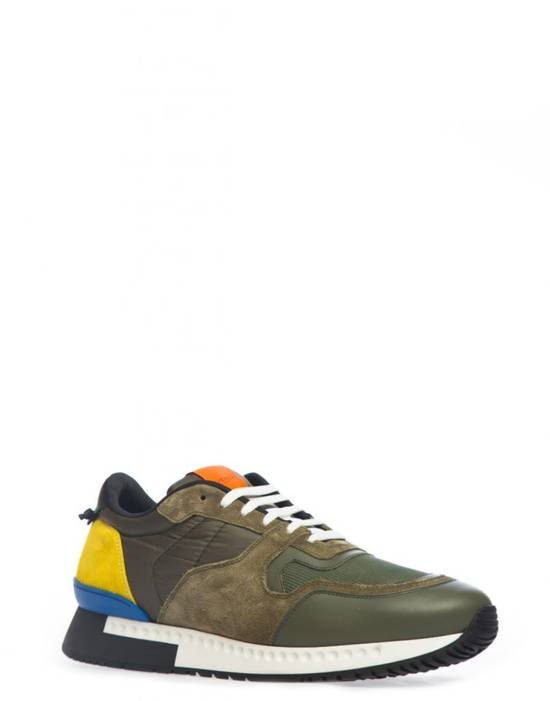 Givenchy Paneled Lace-Up Sneakers (Size - 44) Size US 11 / EU 44