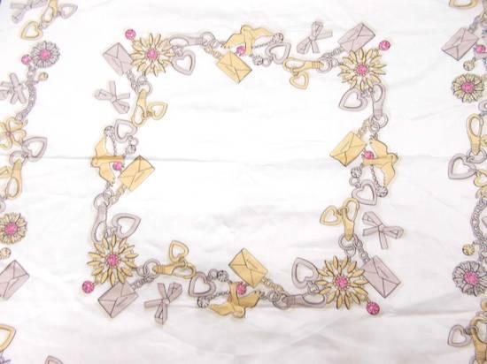 Givenchy Final Drop..!!! Givenchy Paris Tsubaki Japan Envelope Design Pocket Square Scarves/ Scarf/ Bandana/ Handky/ Handkerchiefs Size ONE SIZE - 3