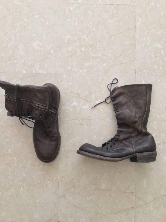 Julius Combat Boots Size US 7.5 / EU 40-41