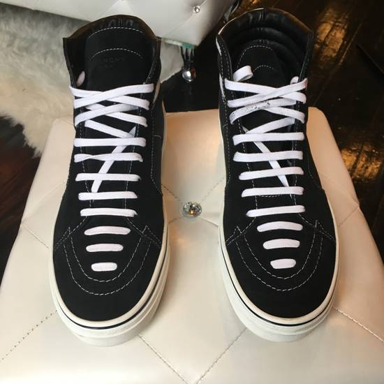 Givenchy Givenchy George Canvas Hightop Size US 12 / EU 45