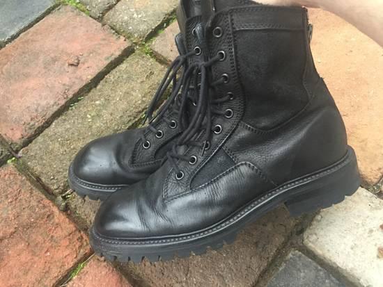 Julius SS17 Backzip Combat Boots Size US 9 / EU 42 - 4