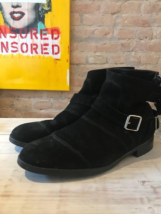 Balmain Biker boots Size US 11 / EU 44