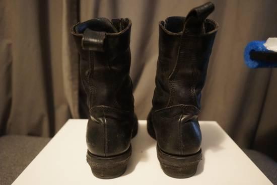 Julius Julius SS11 Double Zip Combat Boots Size US 10.5 / EU 43-44 - 1