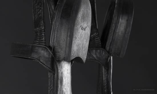 Julius 2008SS leather sandals Size US 8.5 / EU 41-42 - 4