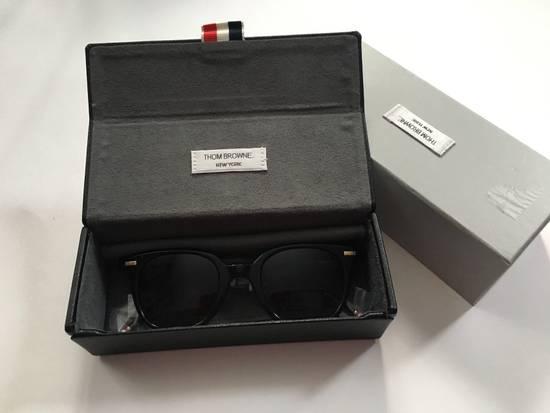 Thom Browne TB-405-A-T Black w/Deep Grey AR lens Size ONE SIZE - 9