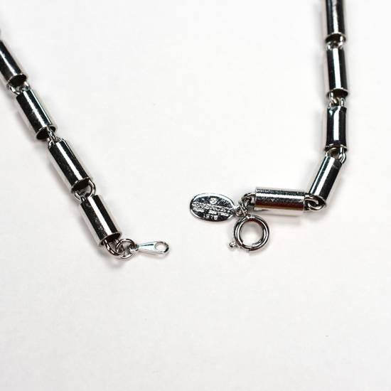 Givenchy 1976 Silver Barrel Chain Necklace / Bracelet Size ONE SIZE - 9