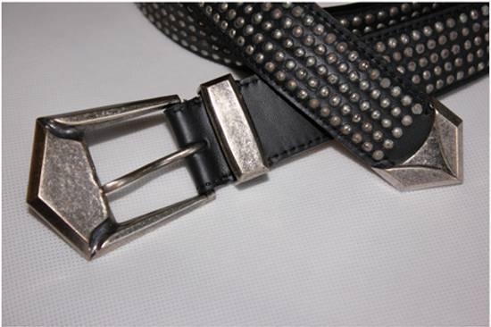 Balmain studded belt Size ONE SIZE - 2