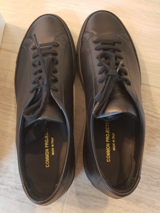 common projects common projects original achilles size 11 low top sneakers for sale grailed. Black Bedroom Furniture Sets. Home Design Ideas