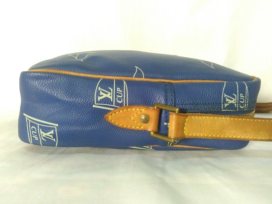 Louis Vuitton RARE AUTHENTIC LV CUP SAN DIEGO SAP SHOULDER BAG Size ONE SIZE - 15