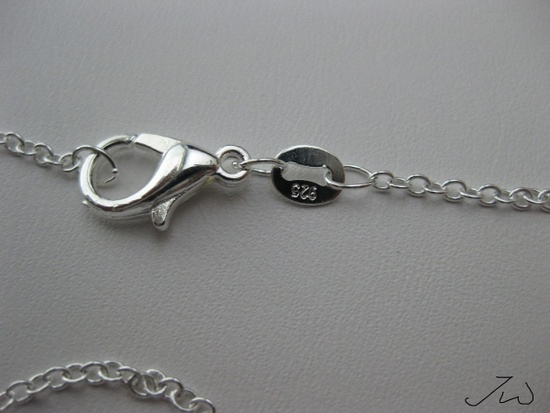 Jw Lucky Cat Chain Necklace with cz Size ONE SIZE - 3