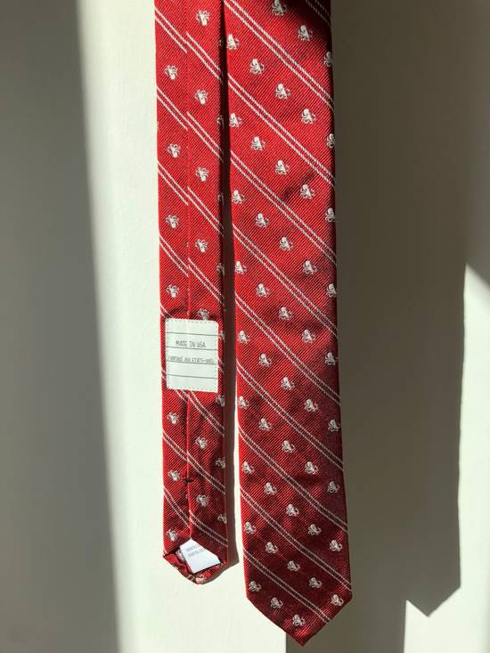 Thom Browne silk octopus tie Size ONE SIZE - 1
