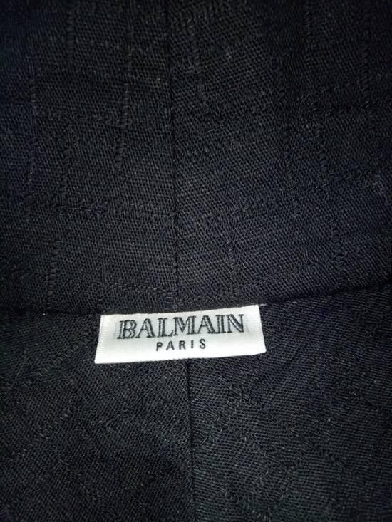 Balmain Balmain Paris Bucket Hats Medium Size ONE SIZE - 3