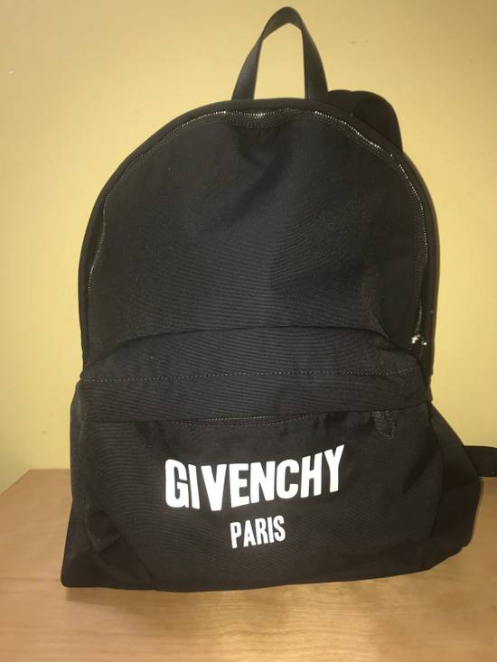 Givenchy Givenchy Nylon Backpack Size ONE SIZE