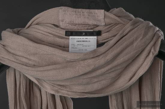 Julius = last drop = 2007SS cotton knit scarf Size ONE SIZE - 6