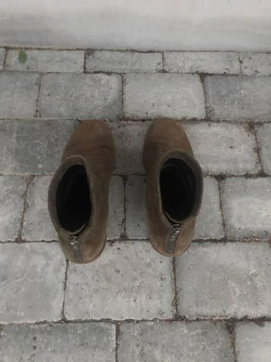 Julius Engineer/Backzip Boots (Size 2) Size US 9.5 / EU 42-43 - 11