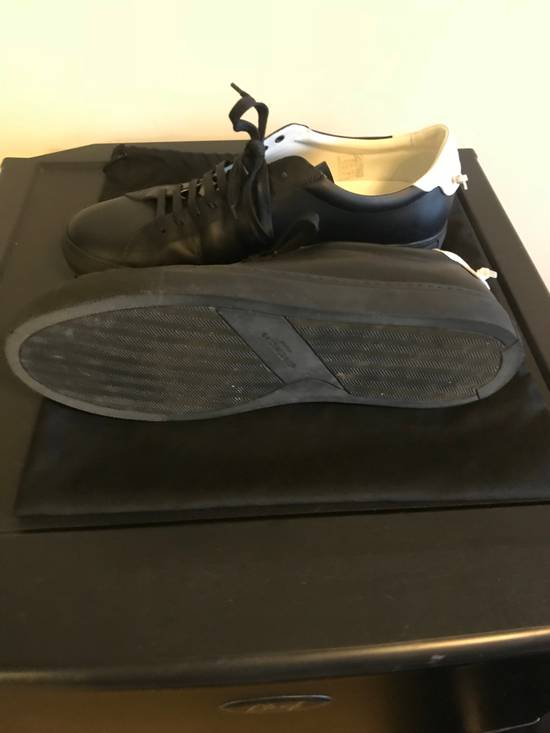 Givenchy Black Urban Street Sneakers Size US 11 / EU 44 - 3