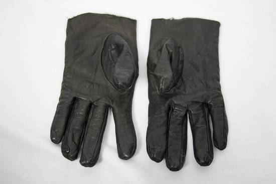 Julius AW09 Hammered Lamb Leather Gloves Size ONE SIZE - 3