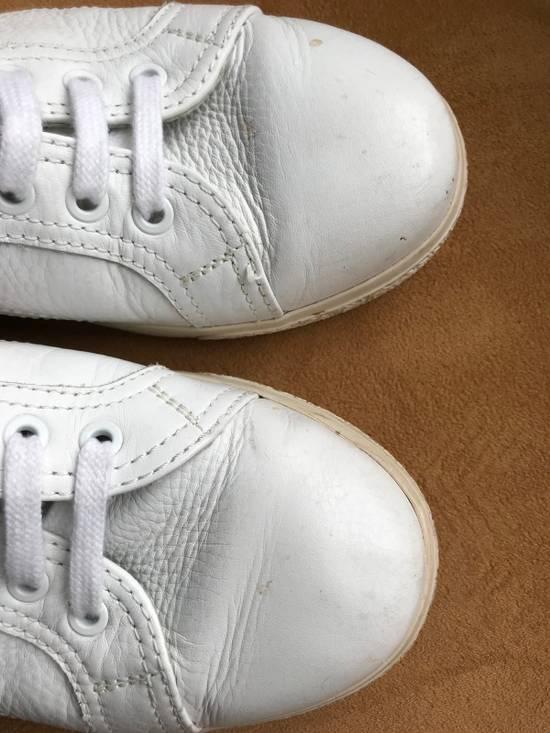 Thom Browne Black Fleece Tennis Shoes Size 8.5 Size US 8.5 / EU 41-42 - 5