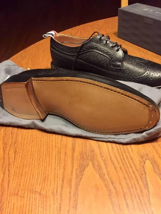 Thom Browne *Brand New* Black Leather Brogues Size US 8 / EU 41 - 3