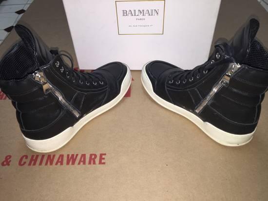 Balmain High Top Sneakers Size US 7 / EU 40 - 4