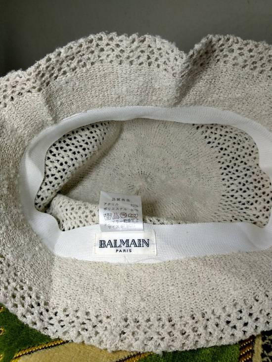 "Balmain Balmain Paris ""Bucket hat"" Size ONE SIZE - 3"