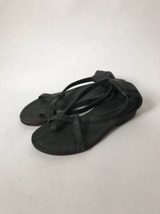 Julius Leather Sandals Size US 8 / EU 41
