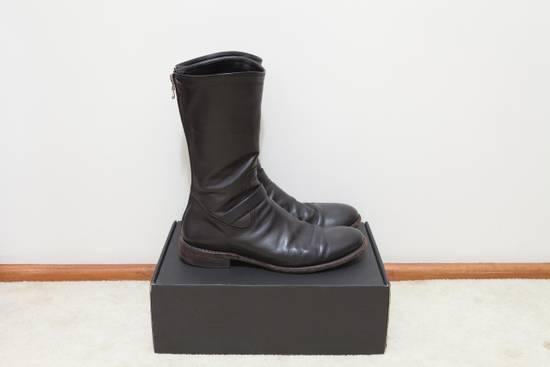 Julius Engineer Back Zip Boots Size US 8 / EU 41 - 1