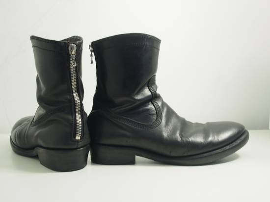 Julius Backzip Engineer Boots Size 3 Size US 10 / EU 43