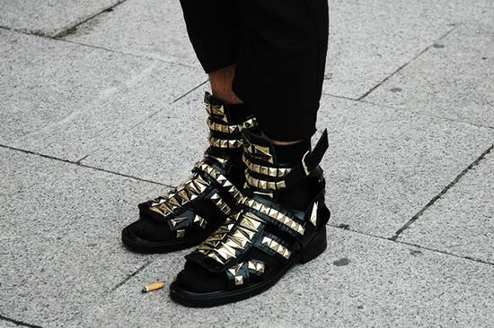 Givenchy SS10 GLADIATOR SANDALS Size US 9 / EU 42 - 4