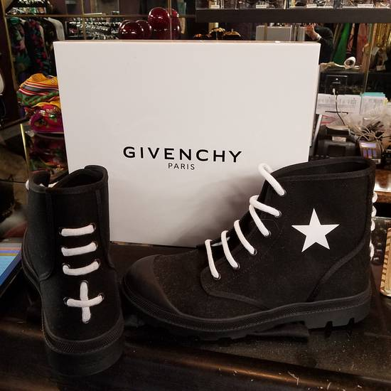Givenchy Olympus laceup ankle boot Size US 10 / EU 43 - 5