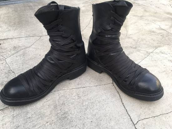 Julius Overlaced Boots Size US 7.5 / EU 40-41 - 6