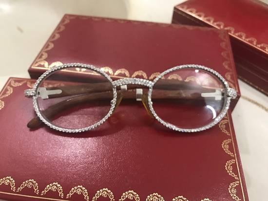Cartier Diamond Cartier Glasses 8ct Grailed