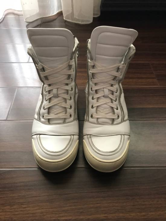 Balmain High Top Sneakers Size US 9 / EU 42