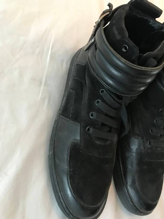 Givenchy Guvenchy High Top Sneaker Size US 11 / EU 44 - 5