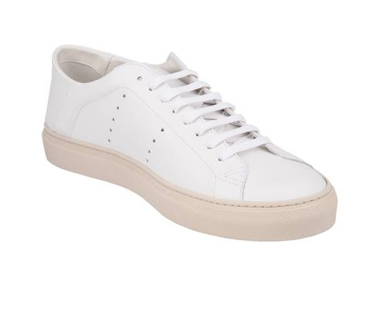 Givenchy Brand New Givenchy Logo Star Low Top In White Size US 7 / EU 40