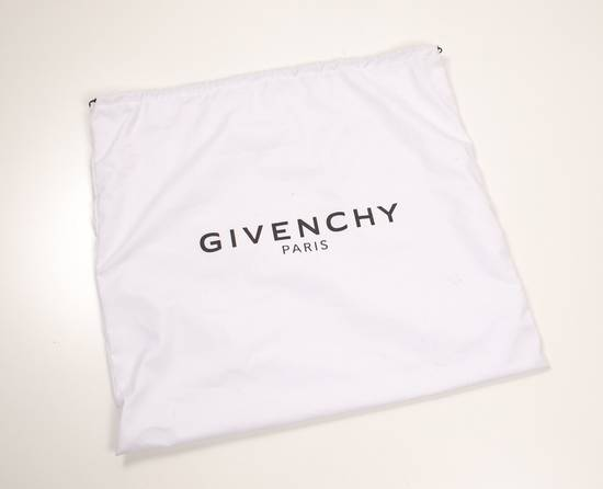 Givenchy Original Givenchy Paris Black Men Half Leather Shoulder Bag Size ONE SIZE - 11
