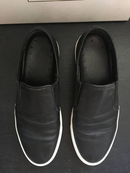 Balmain Skate Shoe Leather Size US 10 / EU 43 - 2