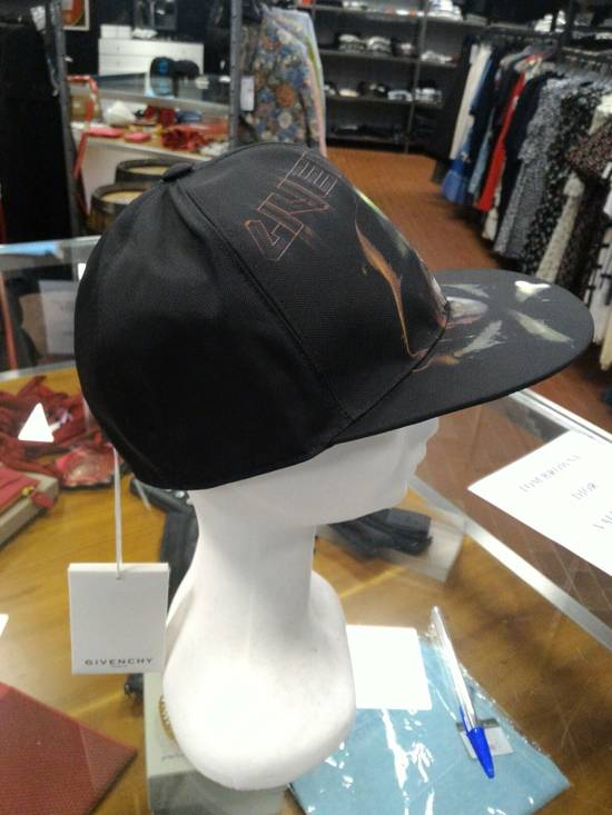 Givenchy Multicolor Printed Snapback Size ONE SIZE - 5