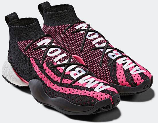 timeless design 5f520 de81b Crazy BYW LVL x Pharrell Williams Core Black Ambition G28182